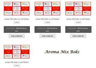 Aroma Mix Boks